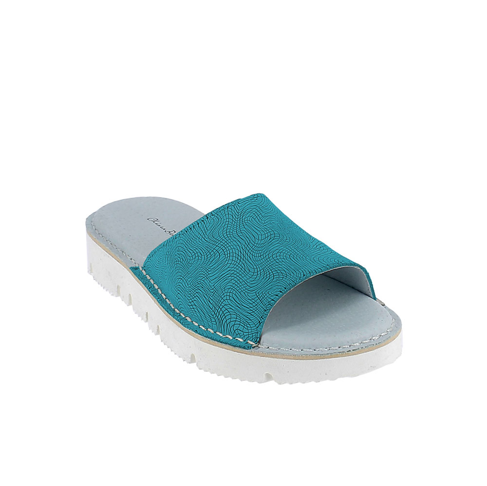 """Ideal Line"" Summer Slipper for women with light outsole"