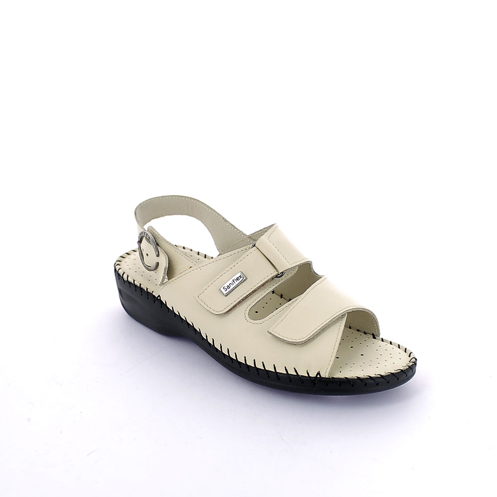 Hand sewn Summer sandal for women
