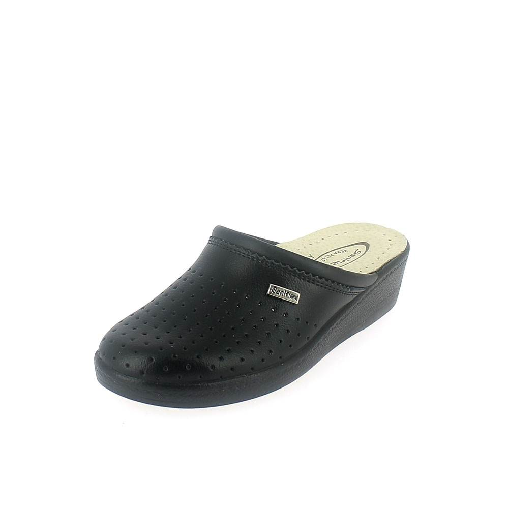 Slipper for women with padded insole. Made in Italy