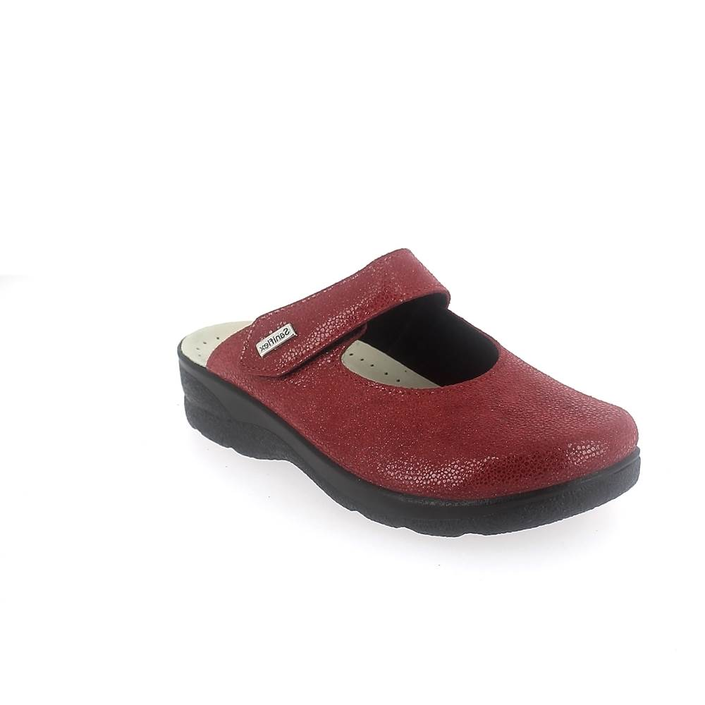 Winter slipper for women with injected outsole. Made in Italy - copy - copy - copy