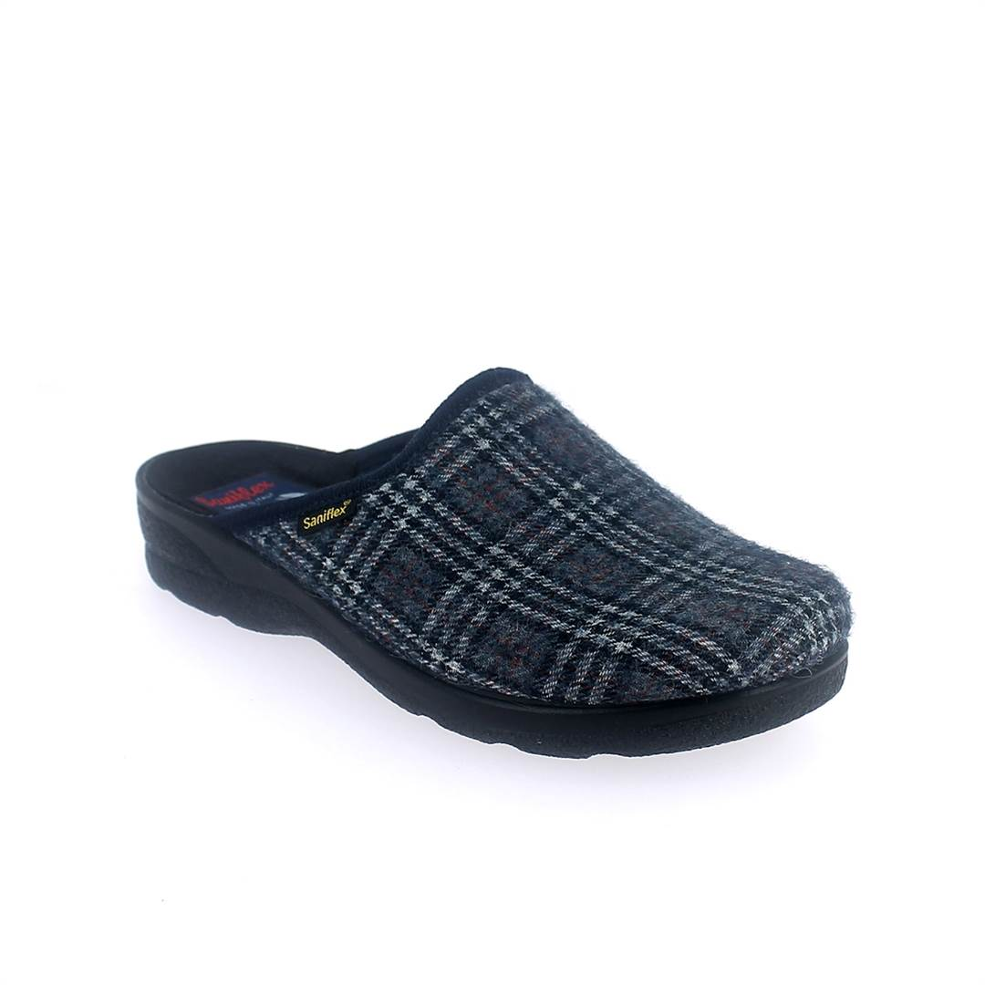 Winter slipper for men with injected outsole. Made in Italy - copy
