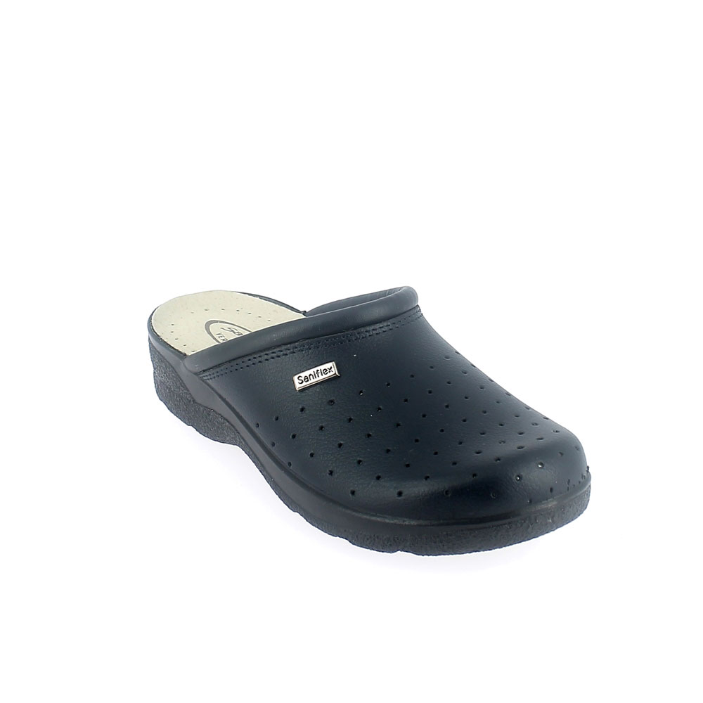 Slipper for women with padded insole. Comfortable last. Made in Italy