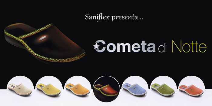 "Winter slipper ""Cometa"" Saniflex"