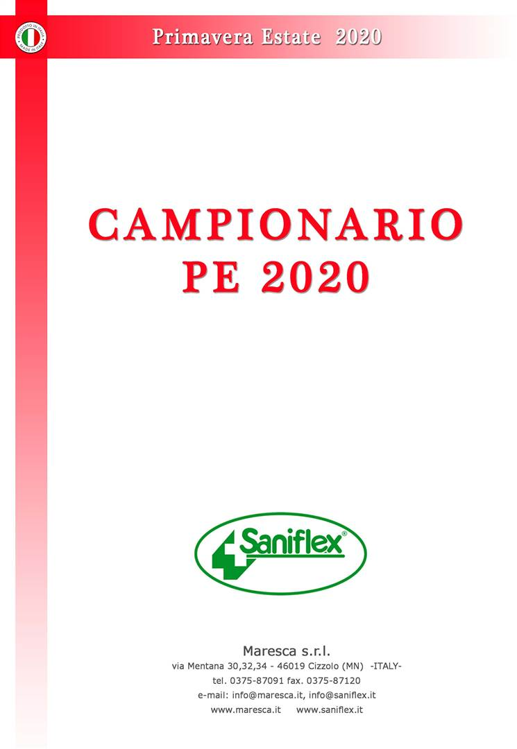 Cataloghi Saniflex