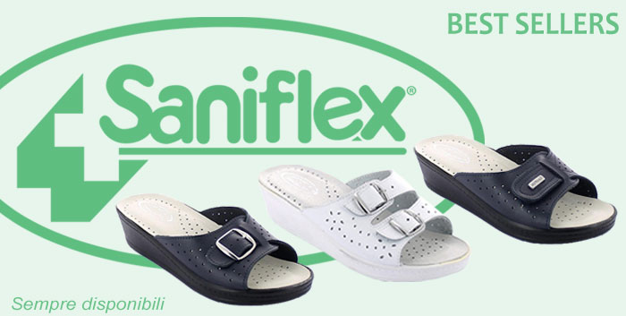 Best sellers of Saniflex summer line