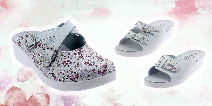 """Floral"": the new line that combines comfort with a touch of freshness"