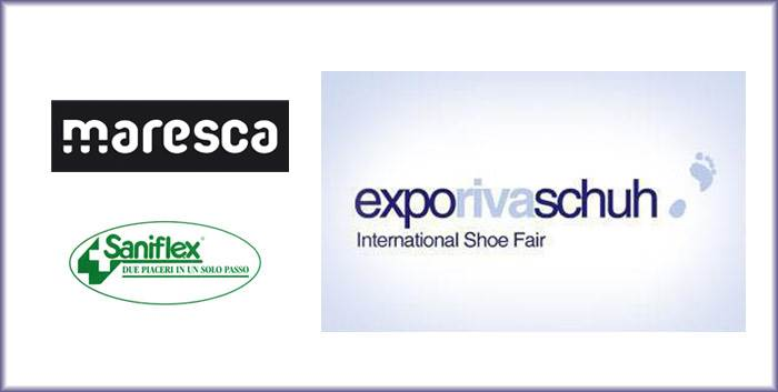 Expo Riva Schuh Fair in Riva del Garda - June 2019