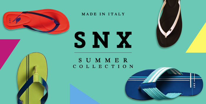SNX. Fashion summer collection